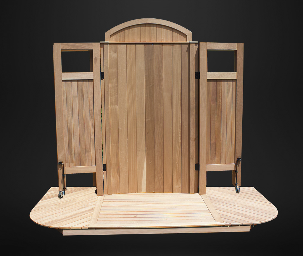 Order Cabana Outdoor Shower™ | Cabana Outdoor Shower ™ - The Outdoor ...